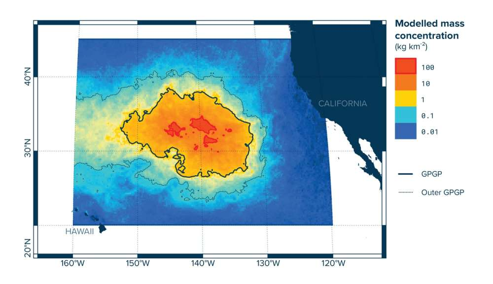 Scientists discovered a giant garbage patch in Pacific with size of Texas