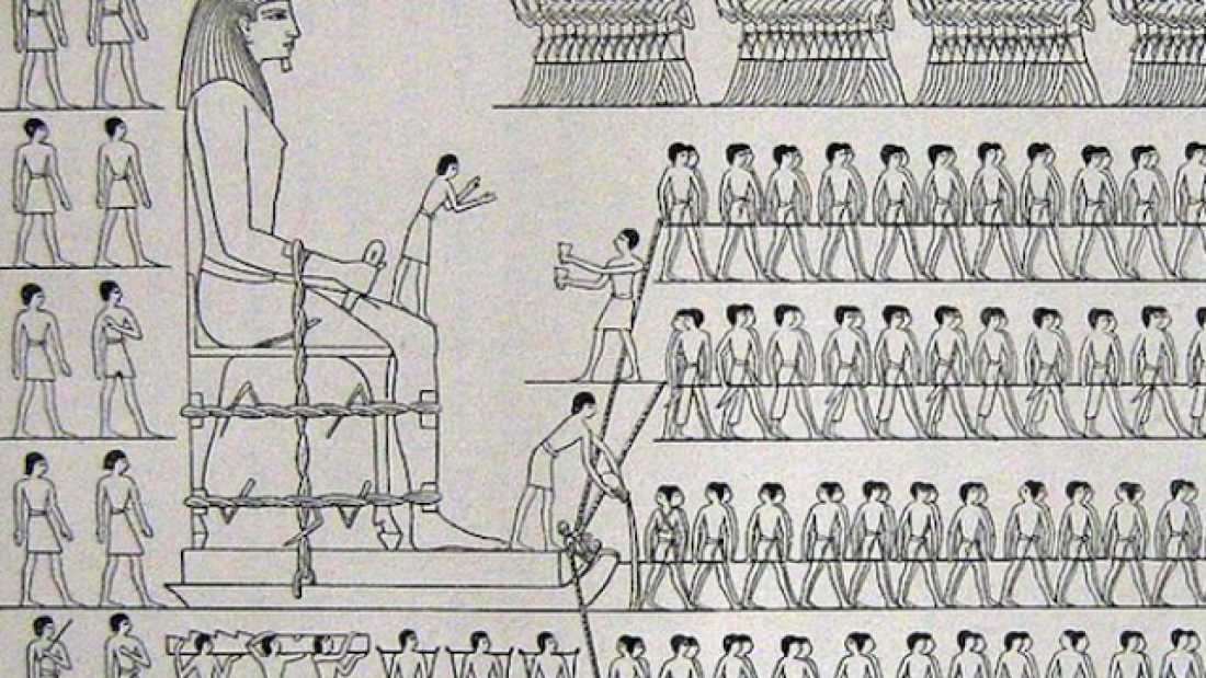837 Mystery Of How The Egyptians Moved Pyramid Stones Solved