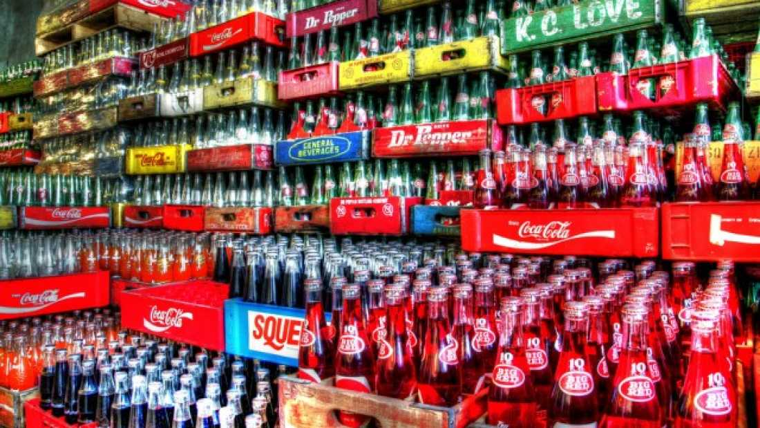 126 How Many Sugary Drinks Do People In The U.S. Drink?