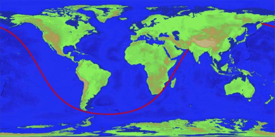 This Is the Farthest You Could Sail Without Hitting Land