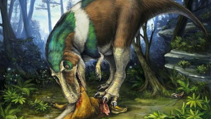 T Rex Teeth Had A Secret Weapon And Just One Animal