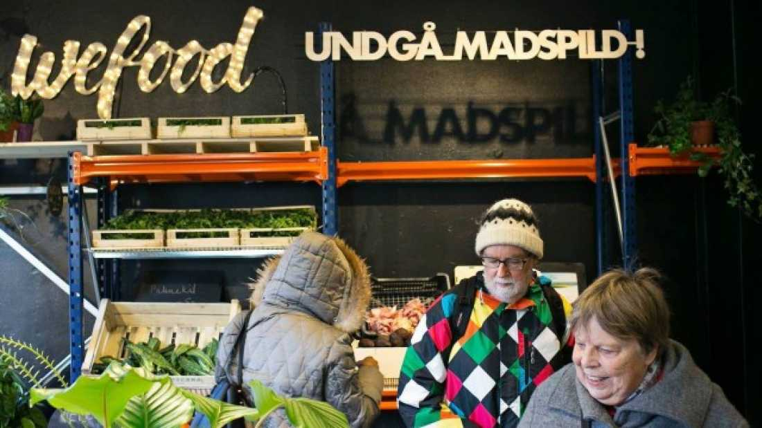 99 New Danish Supermarket Only Sells Expired Or Ugly Food