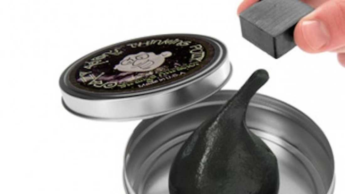 992 Things You Can Do With A Hundred Pounds of Magnetic Putty