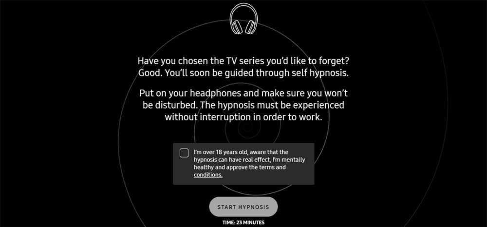 Can you forget something with hypnosis