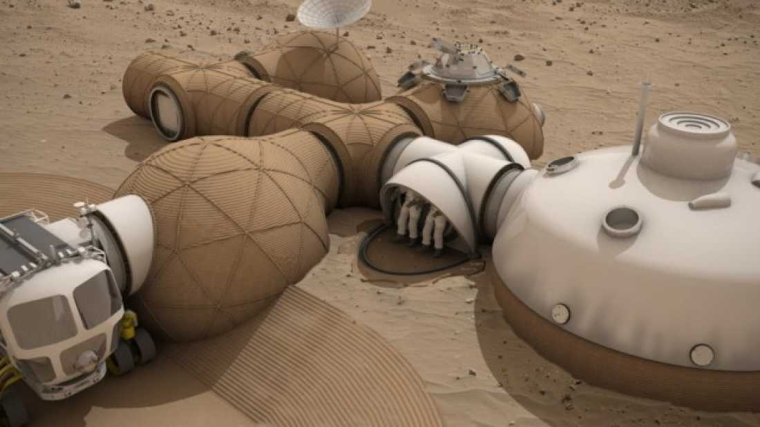 349 NASA Might Use ISS Landings For Practice Mars Missions In Kazakhstan