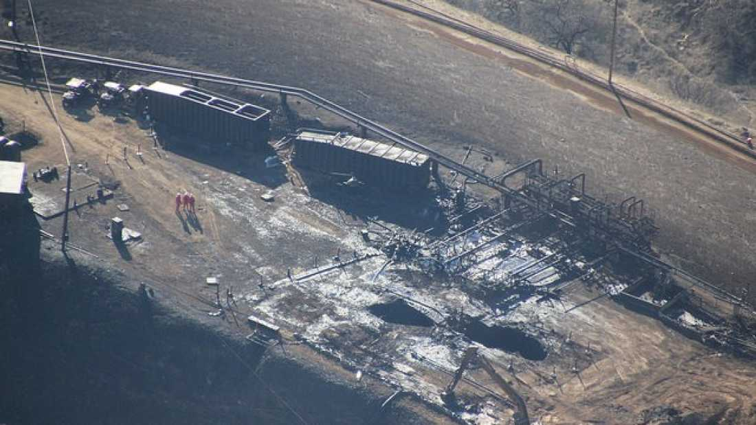 464 California Gas Leak Is Largest Contributor To Local Climate Change