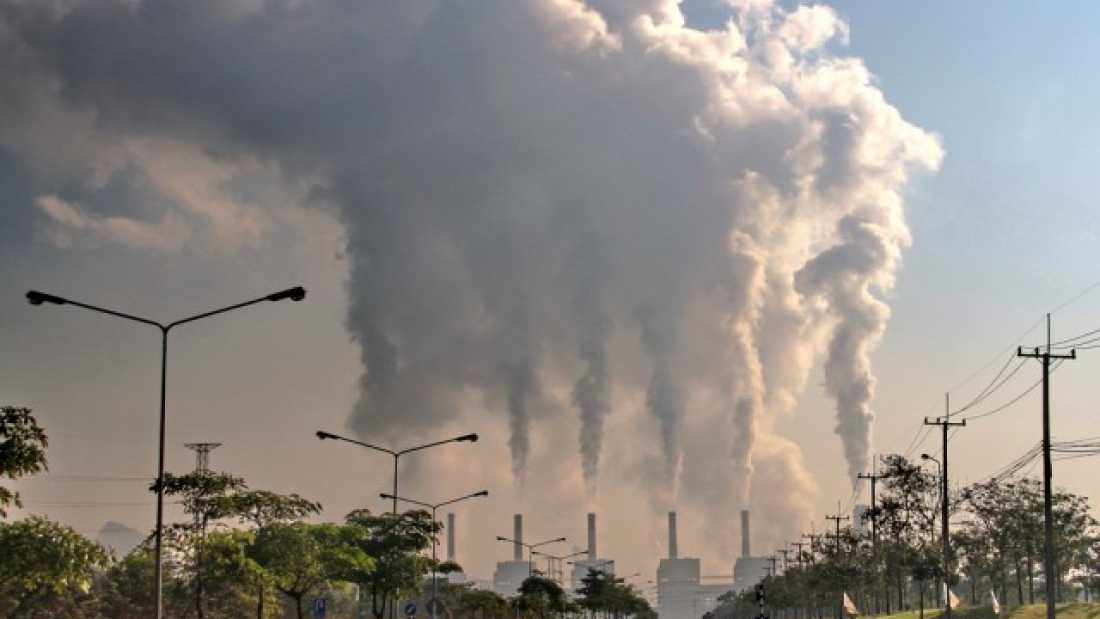 447 Researchers Propose Method To Convert CO2 Into A New Building Material