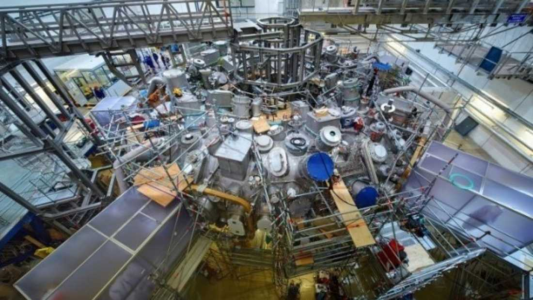 1068 Germany's Fusion Reactor Creates Hydrogen Plasma In World First