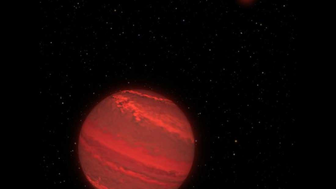 1477 Rotation Of A Planet Orbiting Another Star Measured For The First Time