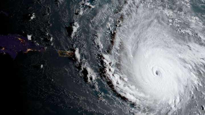 My heart goes out to the folks living in the Caribbean Islands and Florida. After going through Hurricane Harvey, it's going to be devastating for them.