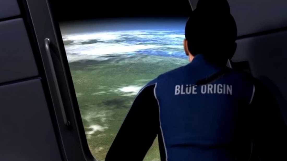 308 Blue Origin Plans To Start Manned Flights To Space In 2017