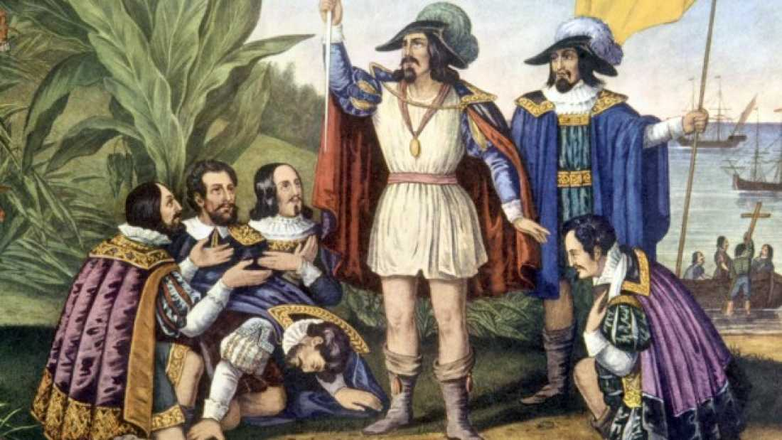 872 European Arrival In The Americas May Not Have Instantly Destroyed Native Populations