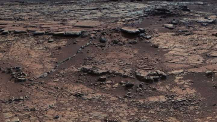 More evidence for the possibility of ancient life on Mars ... Evidence Of Life On Mars