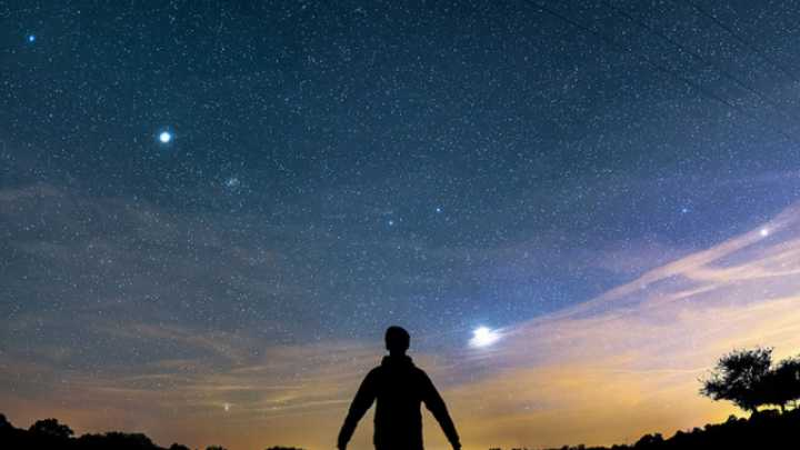 venus and jupiter will appear to merge and form a quotdouble