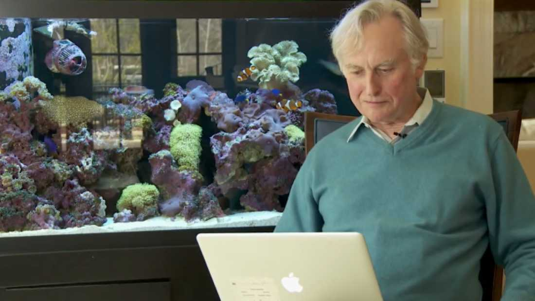 "733 Richard Dawkins Reads Hate Mail From ""Fans"""