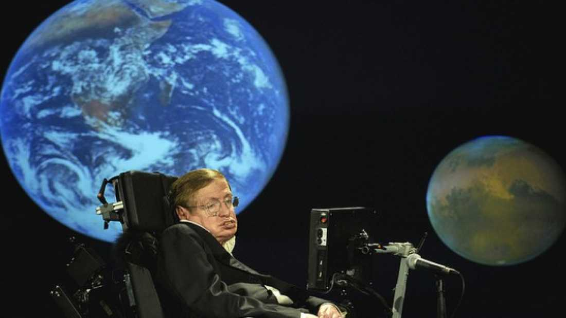560 Stephen Hawking Has Some Beautiful Advice For People Who Suffer From Depression