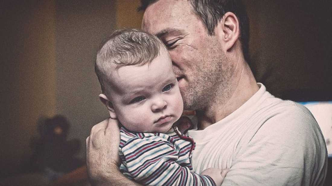 1055 Becoming A Father Can 'Rewire' A Man's Brain