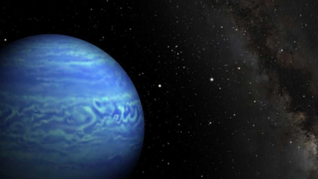 1911 Clouds Of Water Vapour Detected Just 7 Light-Years Away