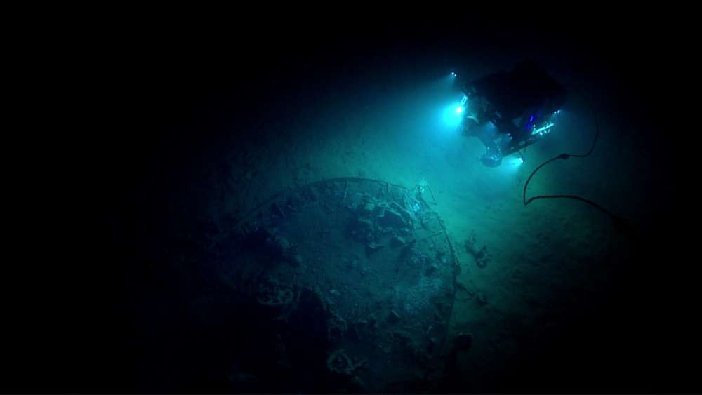 Scientists spent a month exploring the gulf of mexico 39 s for Ocean explorer fishing
