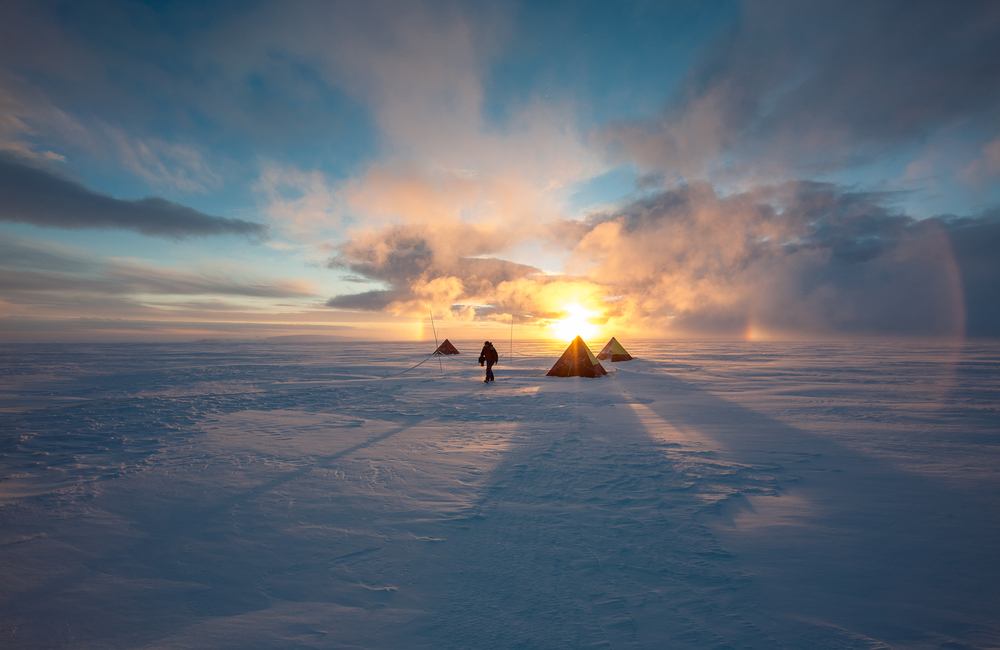 Spending Just 14 Months In The Antarctic Can Shrink Your Brain