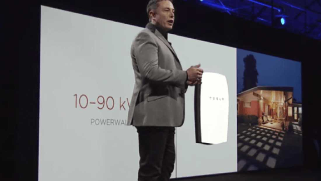 65 The Tesla Battery Heralds The Beginning Of The End For Fossil Fuels