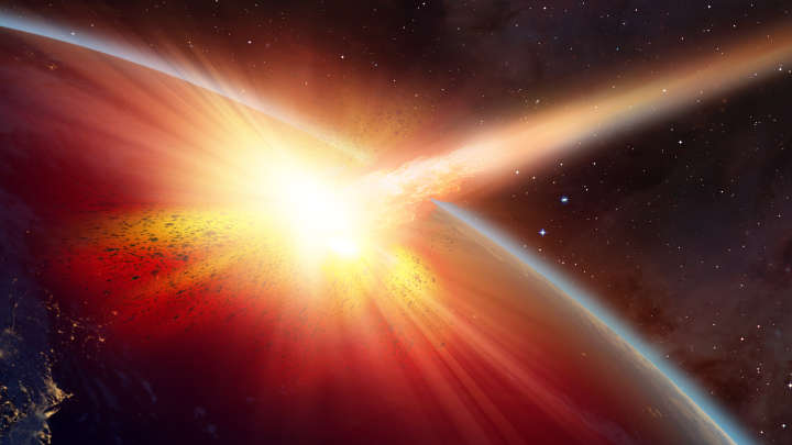 an analysis of asteroid impact Find out if a massive asteroid to hit earth  eye on a big asteroid that may pose an impact threat to  to the action team an analysis of the.