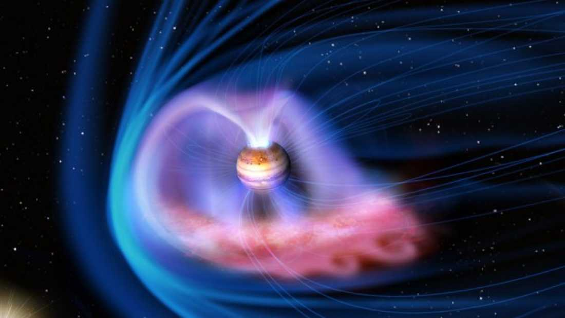 586 Solar Storms Cause Enormous X-Ray Aurorae On Jupiter