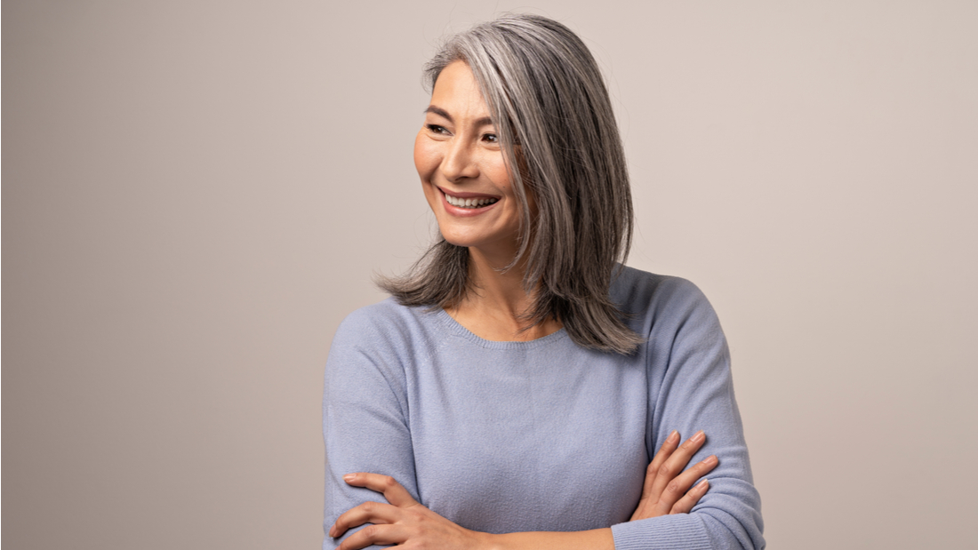 Gray Hair Can Regain Its Color, According To New Study