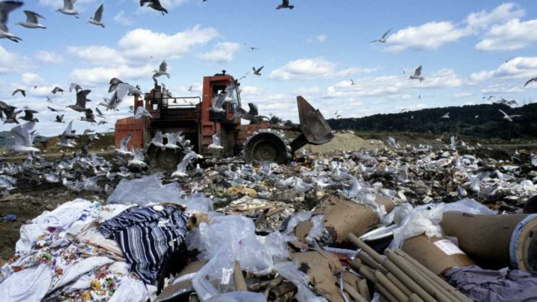 2053 Less Than 1% Of Sweden's Trash Ends Up In Landfills