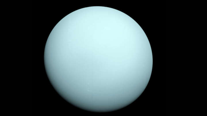Uranus Will Look Spectacular This Weekend