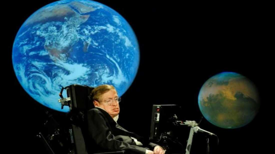 732 Stephen Hawking Warns Humanity Could Destroy Itself In The Next 100 Years