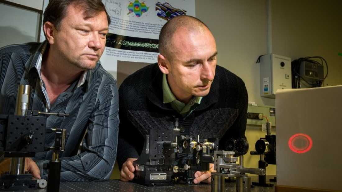 2468 Physicists Develop Reversible Laser Tractor Beam Functional Over Long Distances