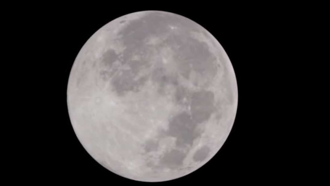 """1488 First """"Super Moon"""" Of The Year Will Be Visible July 12"""