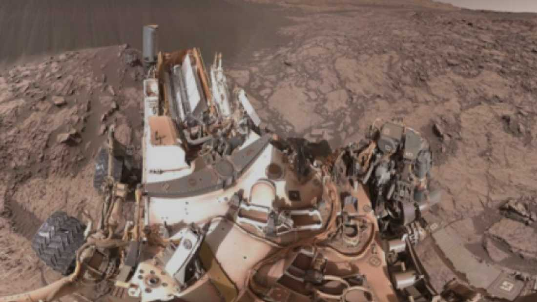 1089 NASA Releases Awesome 360-Degree Interactive Video Of Mars