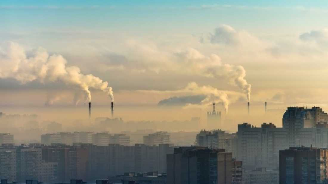 1318 Air Pollution Thought To Kill 5.5 Million People Every Year