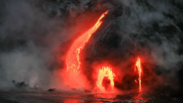 There's Something Wrong With One Of Hawaii's Volcanoes