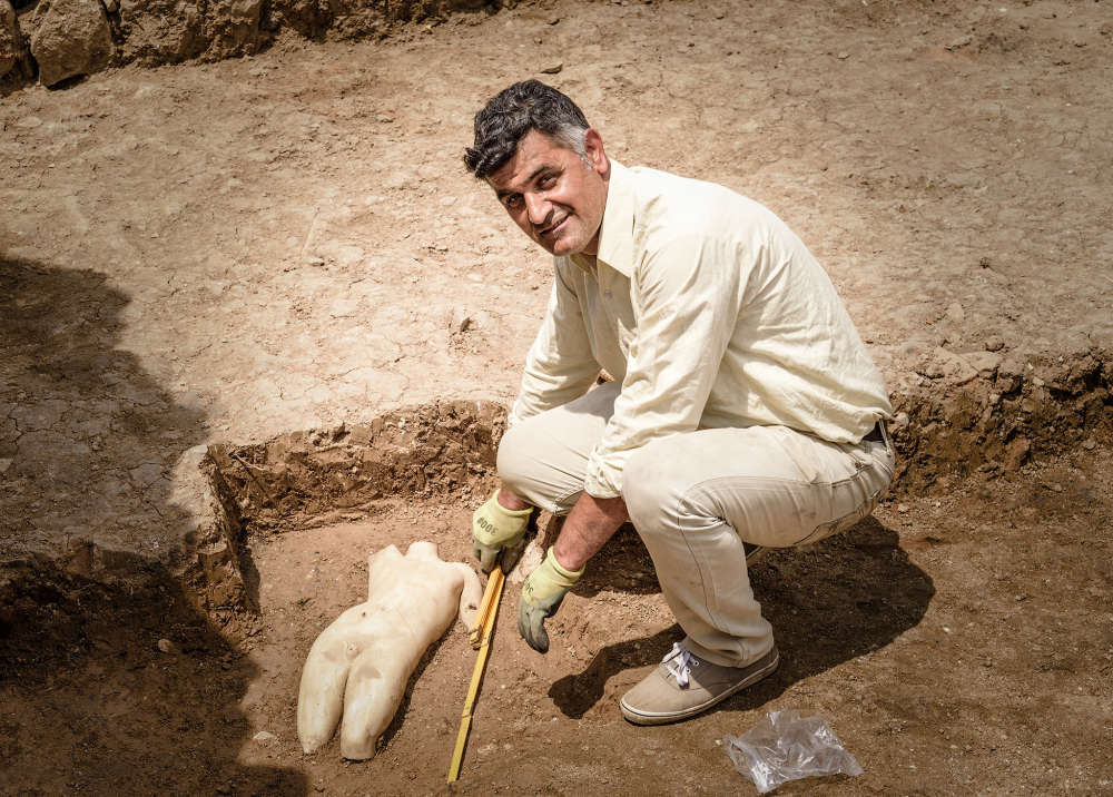 Lost city in Iraq founded by Alexander the Great discovered by archaeologists