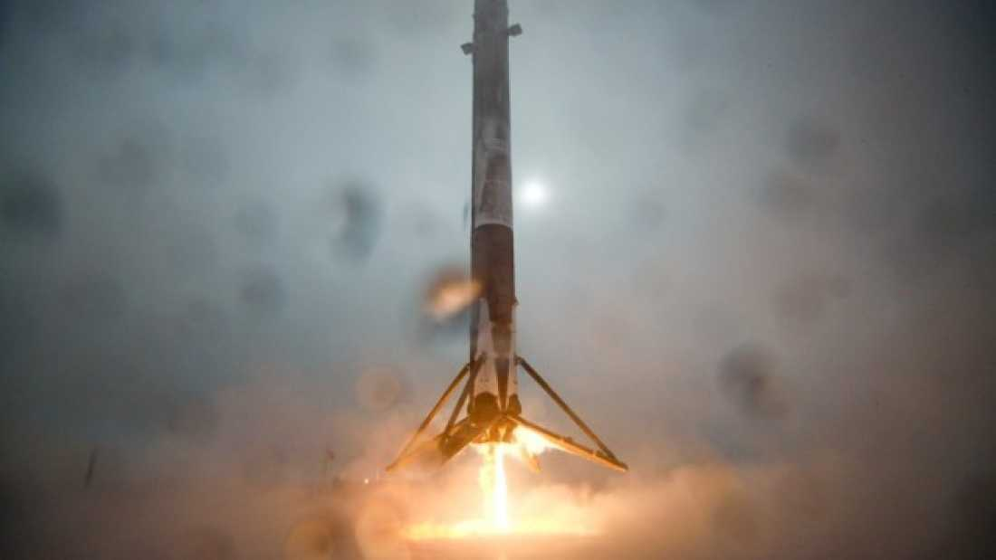 703 SpaceX Rocket Explodes Spectacularly