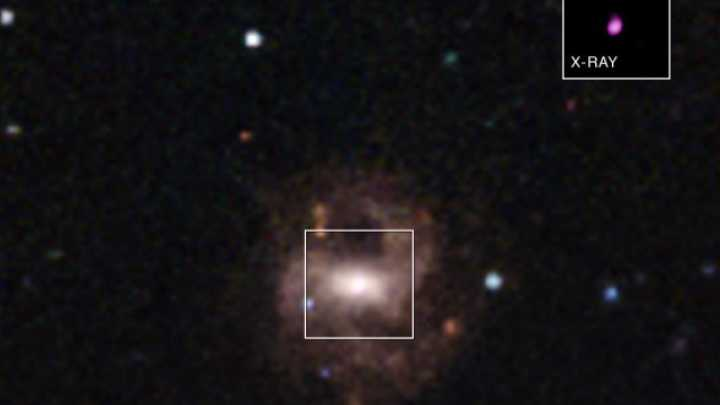 Smallest Supermassive Black Hole Ever Found Could Reveal ...