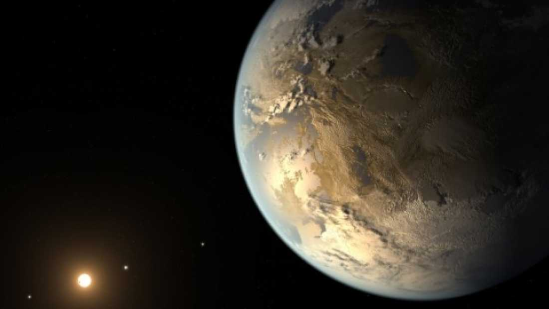 707 Kepler Team Announces Discovery of Earth-Sized Planet in Habitable Zone
