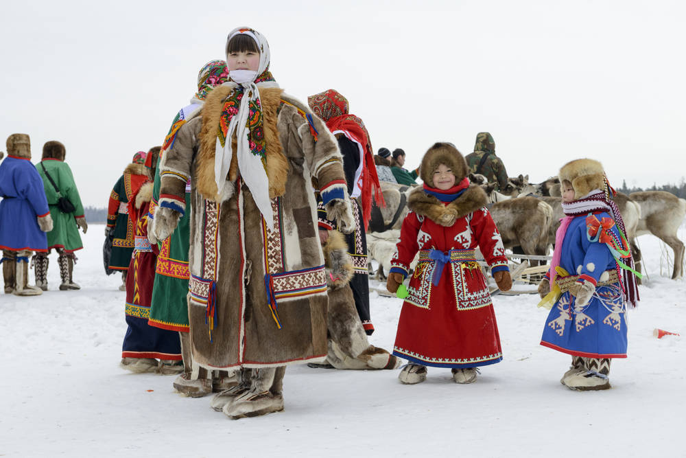 nenets children yamal peninsula - photo #30