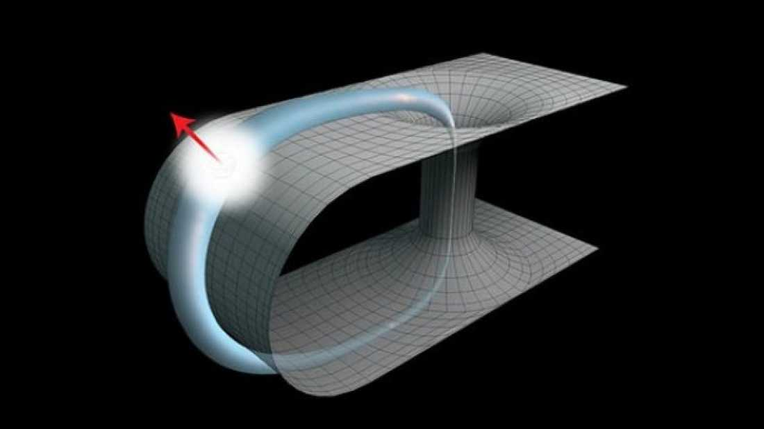 1274 Scientists Have Simulated Time Travel With Photons