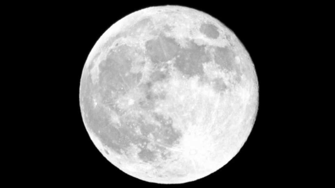 156 There Will be A Full Moon On Christmas Day For The First Time In 38 Years