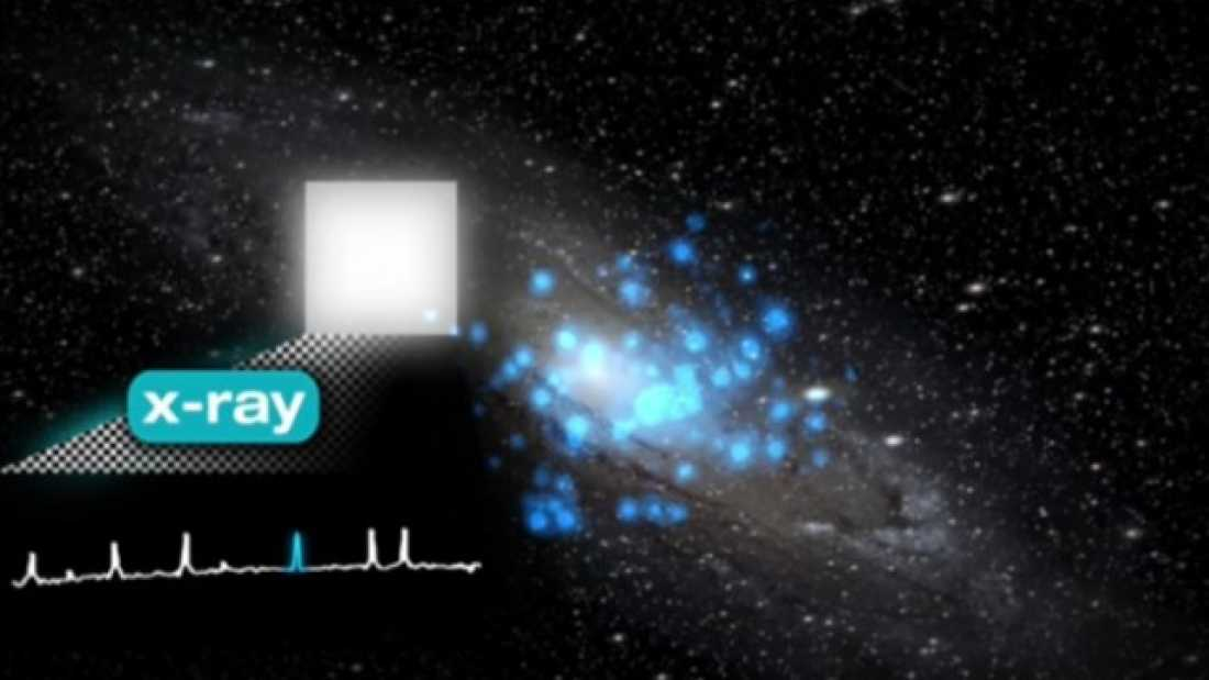 245 Scientists May Have Finally Detected A Dark Matter Signal