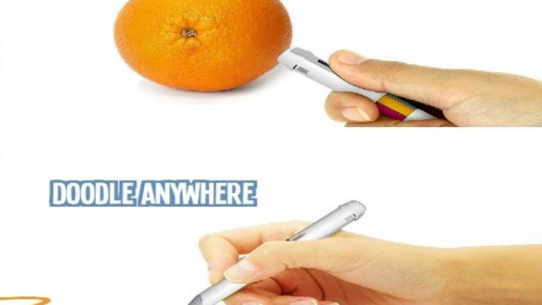 1163 Pen That Lets You Draw Any Color In The World