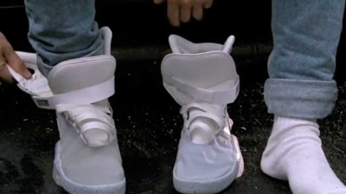 545 Nike Set To Release Self-Lacing 'Back To The Future' Shoes
