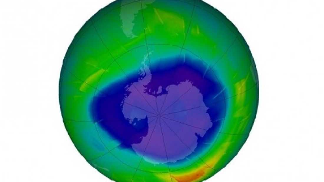 2101 Ozone Layer Showing Signs Of Recovery