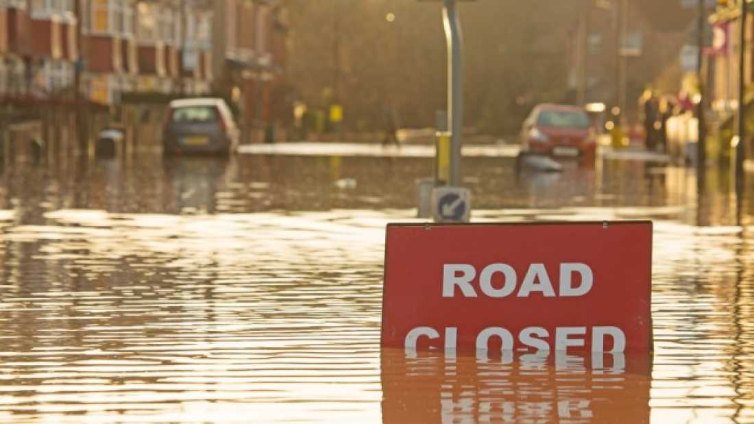 1030 Man-Made Climate Change Caused Major Winter Floods In England