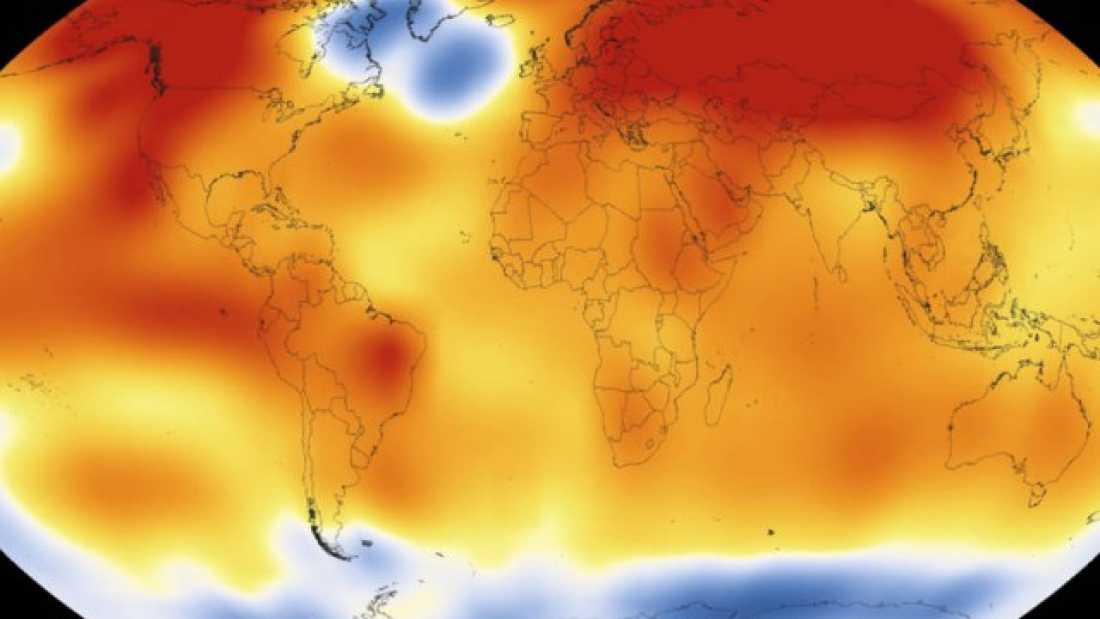 802 2015 Was The Hottest Year Since Records Began By An Enormous Margin