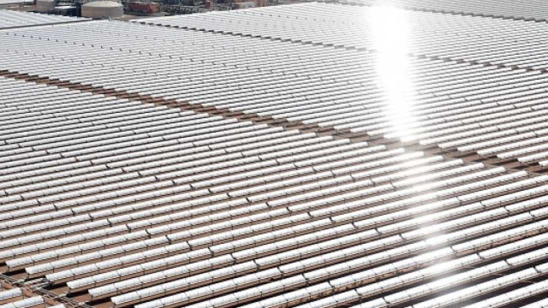 1152 Morocco Just Switched On The World's Largest Solar Plant